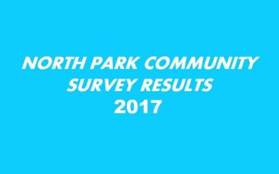 2017 North Park Community Survey Results are in!