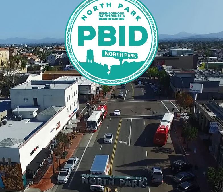North Park Property & Business Improvement District Annual Report 2019