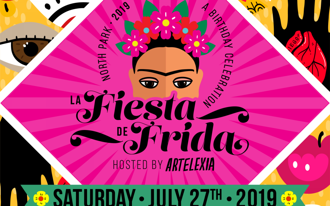Celebrate Delicious Cuisine and Frida Kahlo at La Fiesta de Frida July 27!