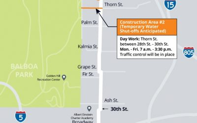 30th Street Pipeline Replacement Project – Update #13