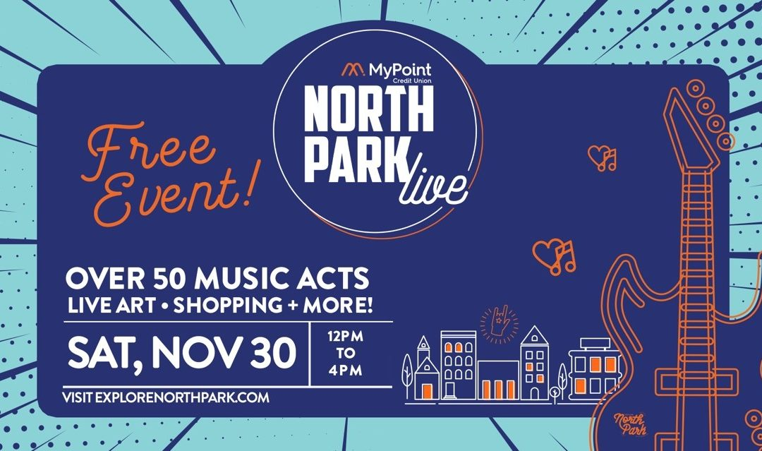 North Park Pulls Out All Stops for Small Business Saturday