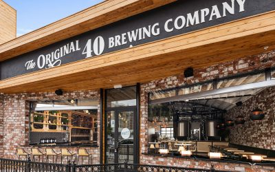 North Park Business Profile: Original 40 Brewing Company