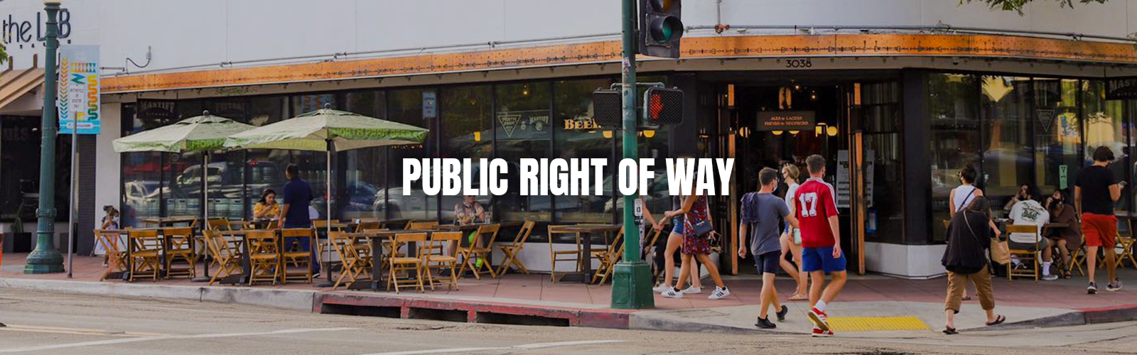 Public Right of Way