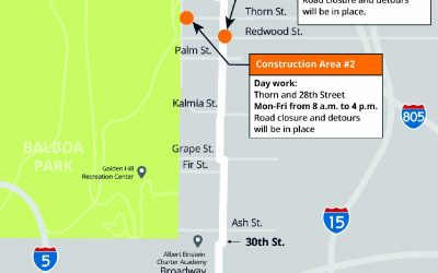 30th Street Pipeline Replacement Project – Update #25