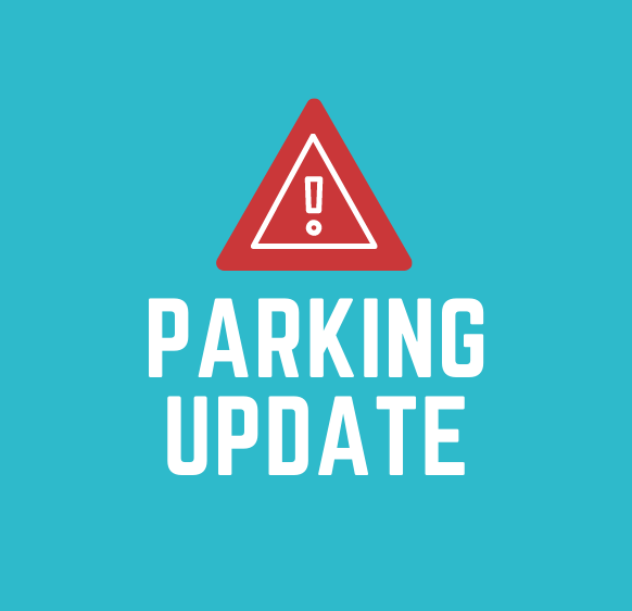 Enforcement of all parking regulations will resume starting on Thursday, Oct 1.