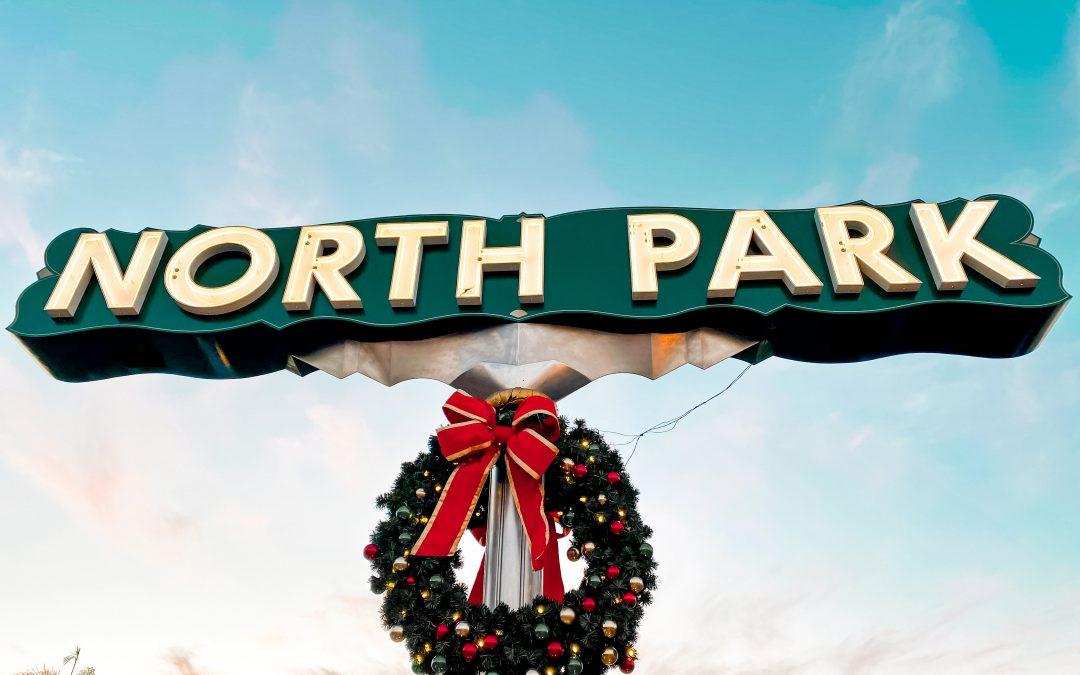 2020 North Park Holiday Itinerary