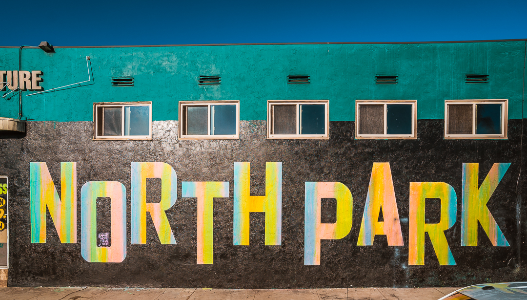 North Park Mural Guide