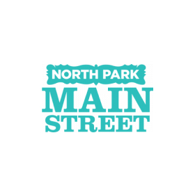 North Park Main Street Logo